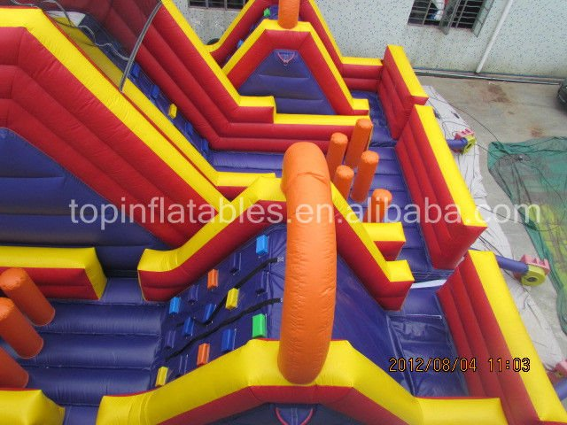 Best seller commercial inflatable garden fun cities,inflatable city for kids