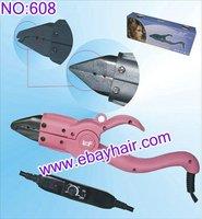 FREE SHIPPING Warm Fusion Tool Hair Extension Iron