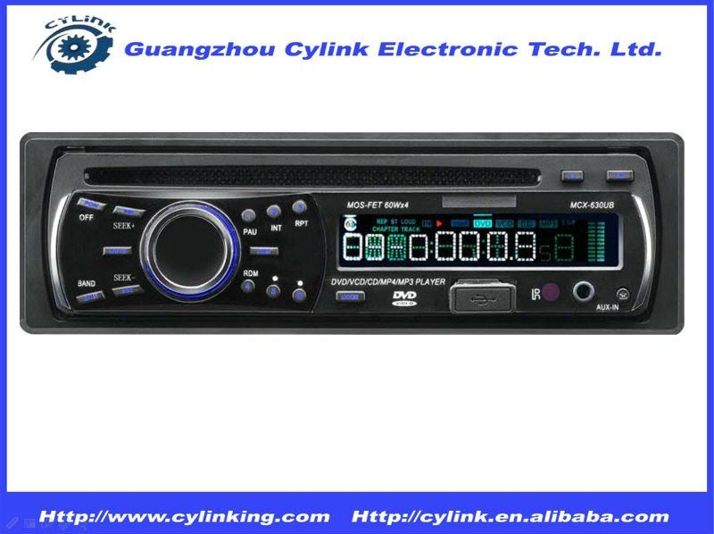 CY-630 car dvd players with Bluetooth,ipod,dvd