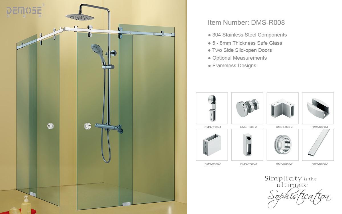dreamline shower door images