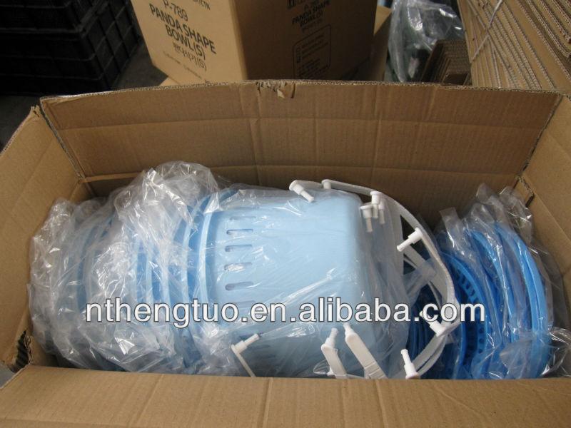 Flight Plastic Pet Basket
