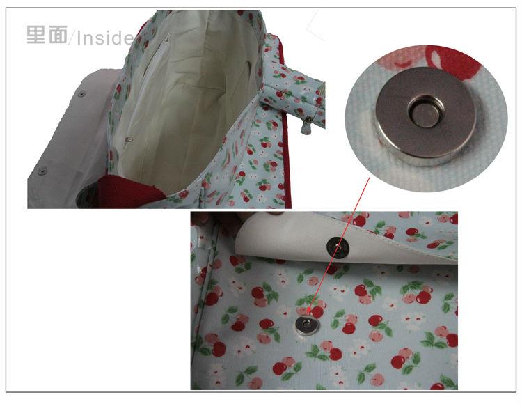 the latest designer floral sling bag