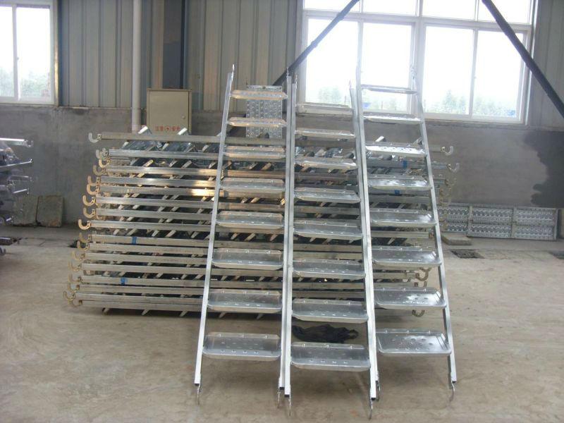 Steel Stair 3