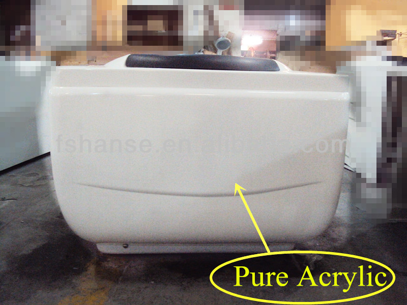 HS-BZ302 best selling freestanding hydro japan sex massage tub made in China for lady