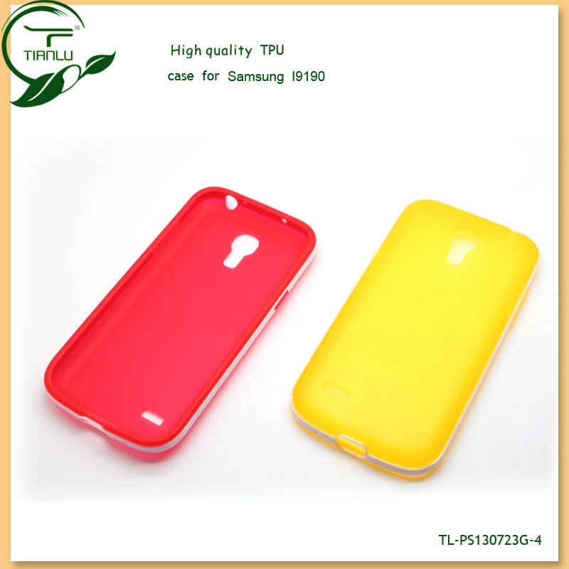 Custom phone case for Samsung Galaxy S4 mini,various colors