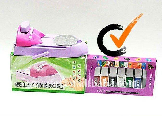 photo nail art printer