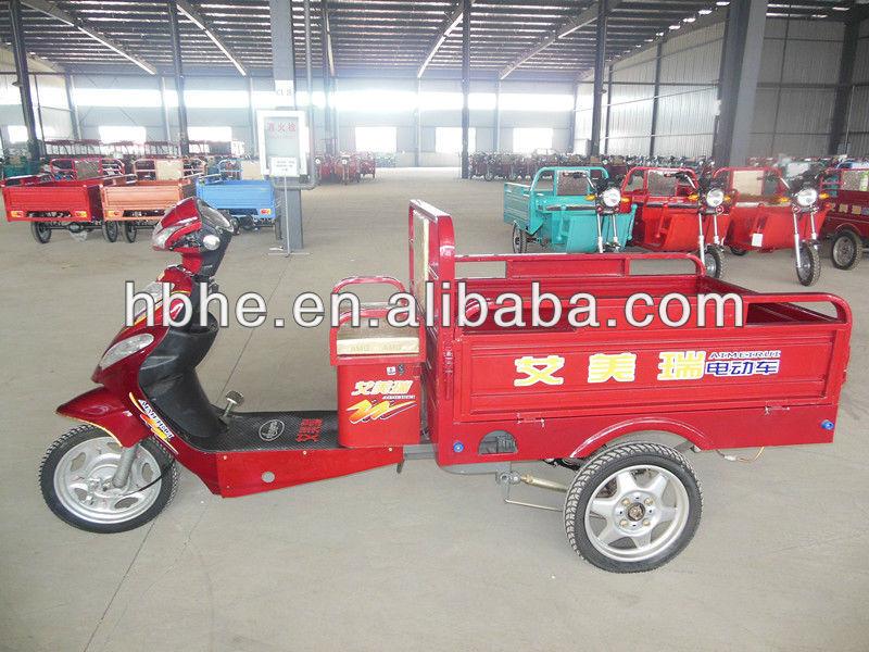 48V500W 3 wheel elctric tricycle CYSK-A