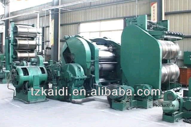 calander machine