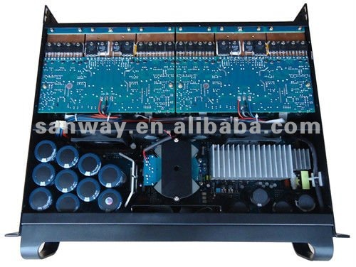 FP10000Q 4 Channel Professional Digital Audio Amplifier Pro Pa Power Amp