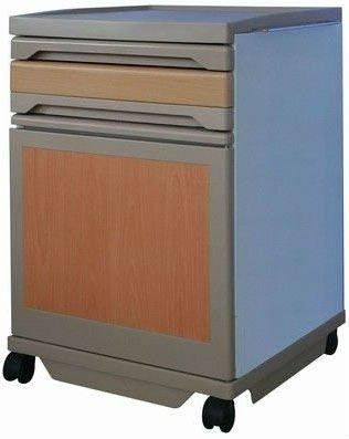 Thr cb500 abs en plastique m dicale armoire de rangement for Meuble porte verrouillable
