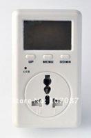 Счётчик энергии US Advanced WATT Power Energy Voltage Meter Monitor