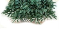 2012 beautiful 210cm light green color christmas tree PVC  Christmas Decorations super  tree