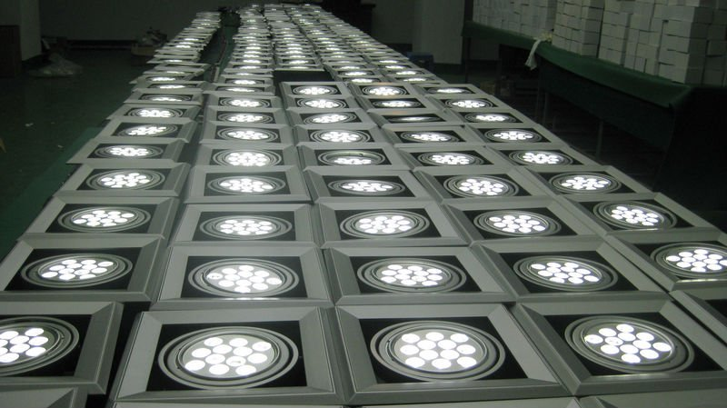 2013 NEW LED 26W COB square led ceiling light