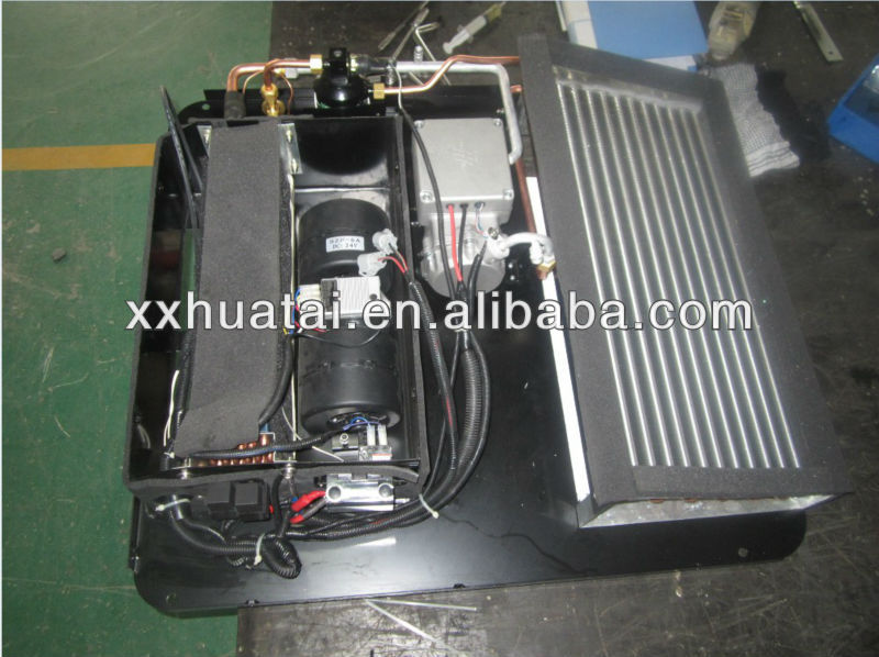 T110D CE electric van refrigeration system