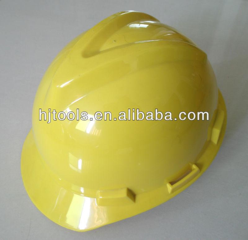 Ratchet V- type CE proved Safety Helmet