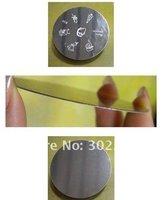 Шаблоны для дизайна ногтей 95pcs/b1/b95 HB914