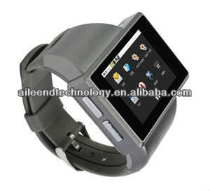 Z1 android watch phone- 2 Inch Capacitive Screen, 8GB Micro SD, 2MP Camera