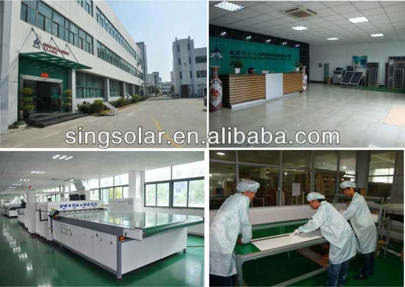 130W Solar Panel PV High Power Solar Panel Manufacturer