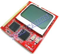 LCD Display Mini PCI Computer PC Analyzer Tester Diagnostic Debug POST Card, Brand New, /Retail