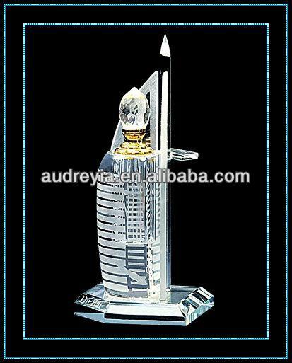 Kristallgebäudegroßverkauf (AC-BM-005)Großhandel, Hersteller, Herstellungs