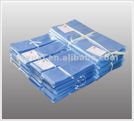 PVC clear heat shrink plastic film