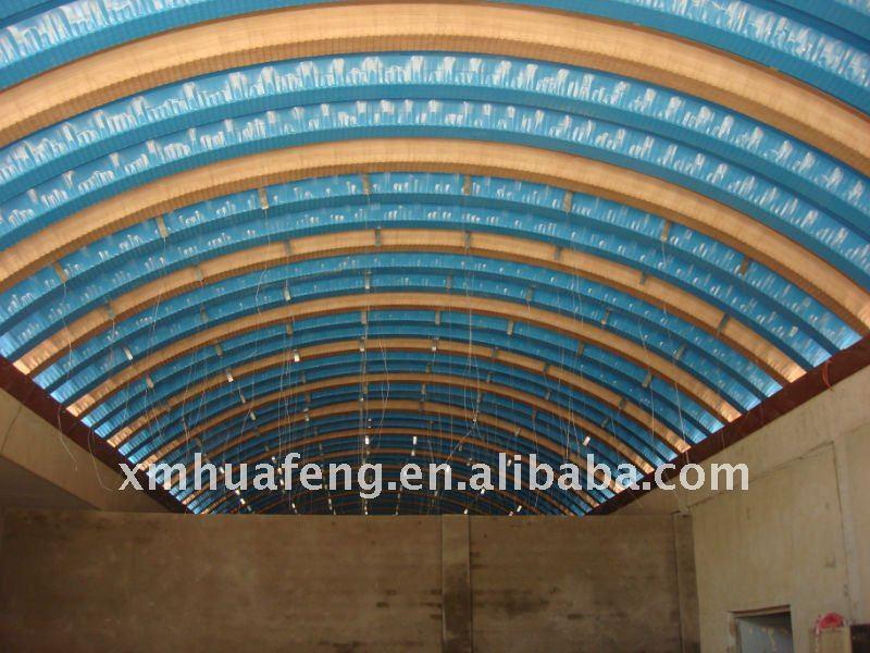 YX114-660 Jion Hidden Roof Panel