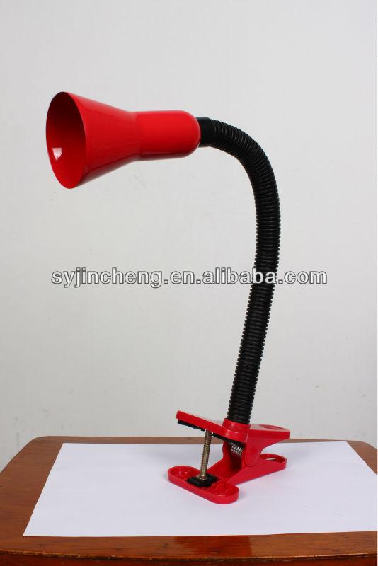 Metal E14 Clip Lamp
