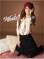 Блузки и рубашки jiajishi 81870