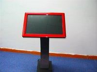 """Рекламный дисплей 17""""Touch monitor with leg JJ-1700"""