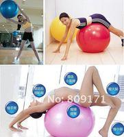 Шар для йоги YOGA ball Home Balance Trainer / pilates Yoga Fitness Pilatess Stay Ball with Pump retail
