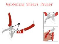 """Red Grip Home Gardening Lock Spring Pruning Shears Snip Tool Pruner 8"""""""