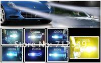 Free Shipping 2 HID BALLAST BULBS KIT XENON 35W H1 6000K car light Wholesale & Retail [CPA47]