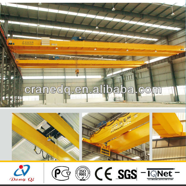 Overhead Crane Warning Horn : European electric hoist overhead crane with safety limiter