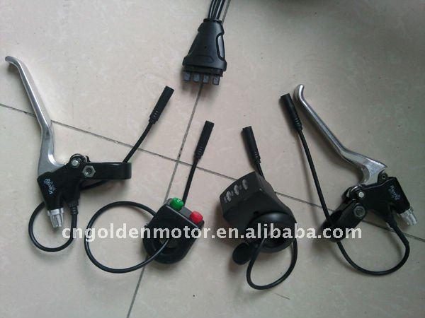 Programmable ! New Version! Magic Pie 3! Electric bicycle kit / E bike conversion kit / hub Motor 24V/36V/48V 250-1000W