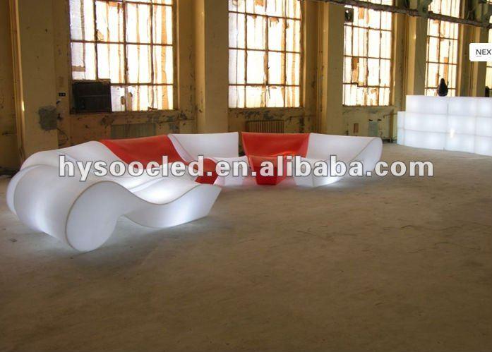 bar desk/led bar glass top/table bar/illuminated led bar table