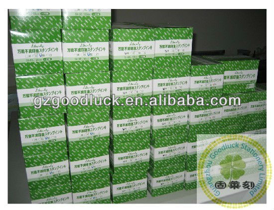 Plastic film printing ink/Perfect performance indelible ink