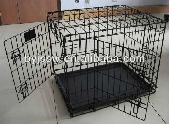 High Quality Metal Dog Crate Wholesale