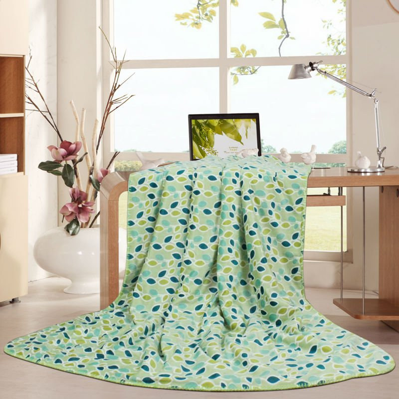 2012 Chinoiserie Cheap Super Soft Fleece Blankets Sherpa Crib ...