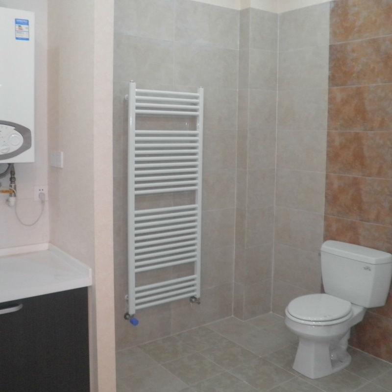 bagno con acqua riscaldamento asciugamano rastrelliera a parete del riscaldatore di acqua calda