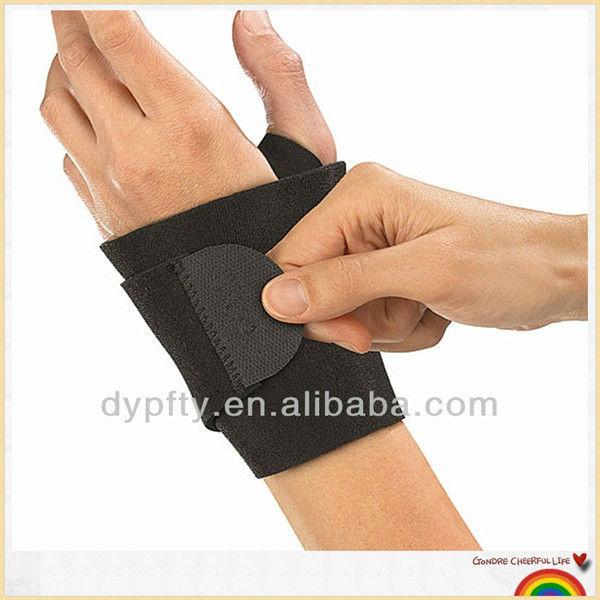 Neoprene wrist hand protector warps