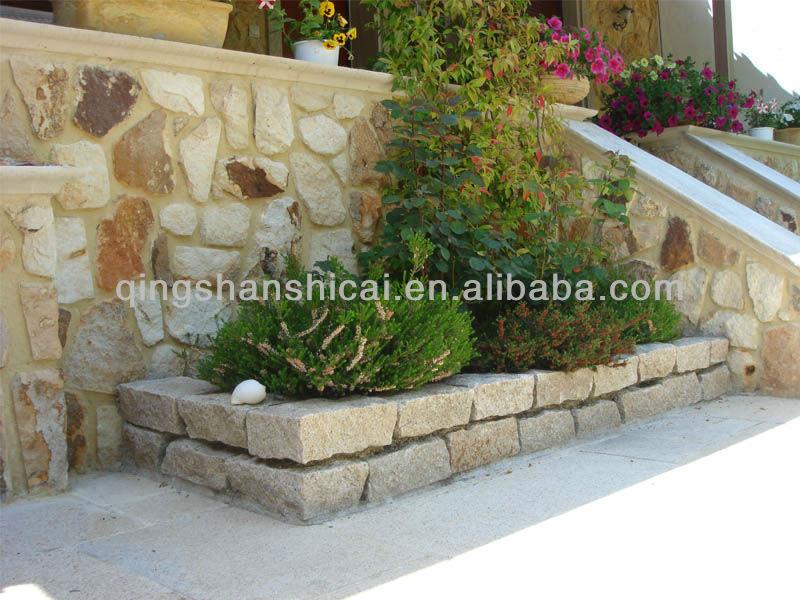 Wall granite design