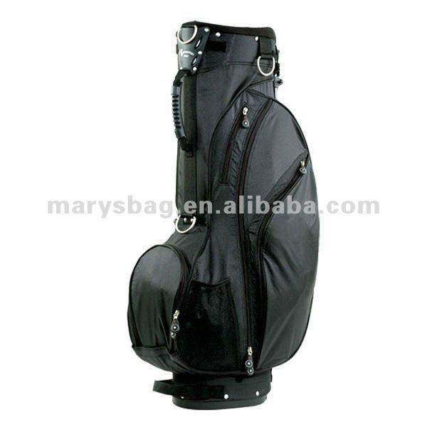 Golf Bag With Matching Rain Hood And Hip Pad Buy Golf