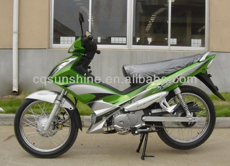 SX110-4 Gas 4-Stroke Classical Cheap 110CC Cub Motorcycle