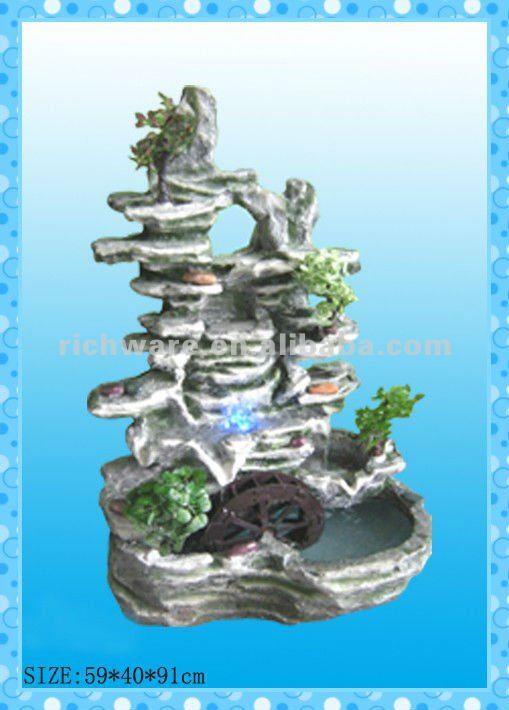 Fontaine De Jardin En Resine #14: Fontaine-de-jardin-design-trois ...