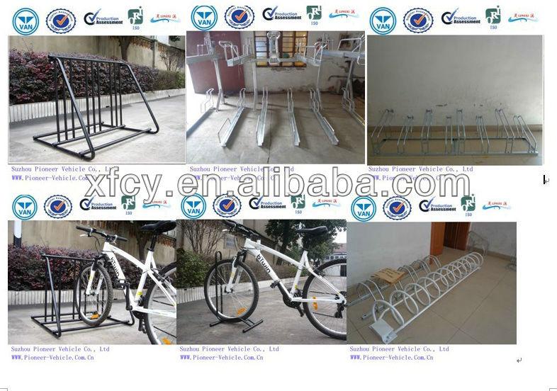 6 bike rack melhor bicicleta rack de Suporte para bicicleta carrinho da bicicleta padrão
