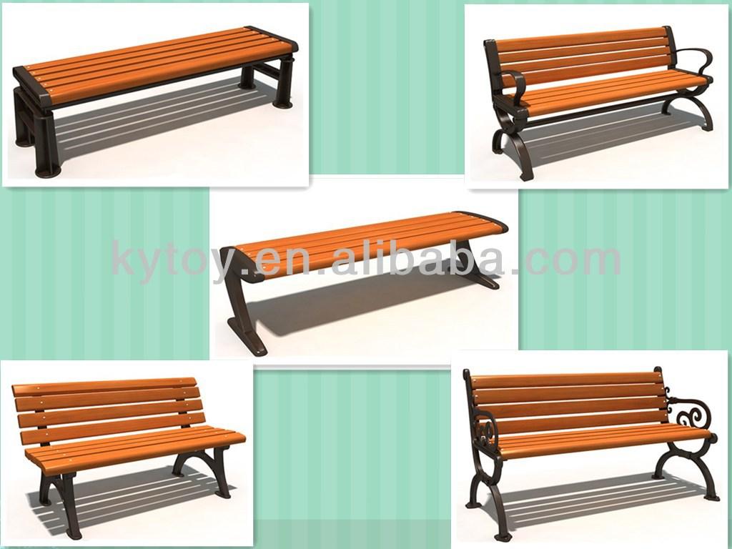 Pas cher bois plastique composite banc de jardin chaises for Banc de jardin pas cher