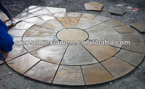Chinese Cheap Natural Slate Paving