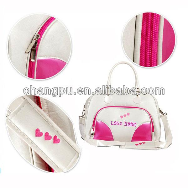 Fashion Custom Garment Golf Bag For Women
