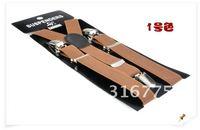Подтяжки для мальчиков Angel Wings baby Elasti , 2.0 * 65 , 17colors, 50pcs/lot 5101