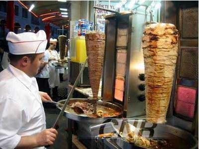 shawarma machine for chicken,beef,mutton